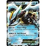 Collectible Pokemon - Kyurem EX (BW37) - Promos - Holofoil W/ Booster Packs That Provide More Cards Toy / Game / Play / Child / Kid