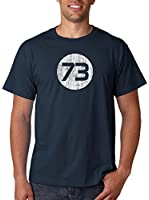 73 T-Shirt From Sheldon's Closet as seen on The Big Bang Theory