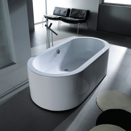 MARBELLA MODERN FREESTANDING ROLL TOP BATH TUB