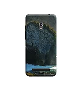 TransMute Premium Printed Back Case Cover With Full protection For Asus Zenfone 5 (Designer Case)