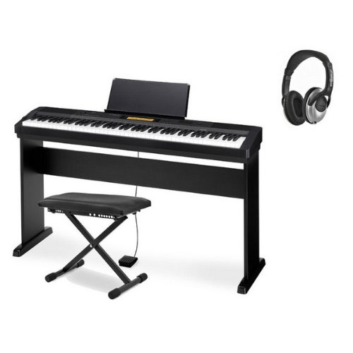 buy cheap casio cdp 220r 88 key keyboard portable electronic keyboard. Black Bedroom Furniture Sets. Home Design Ideas