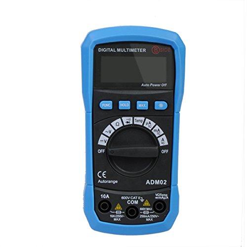 Bside Adm02 Pocket Multifunction Digital Multimeter Tester