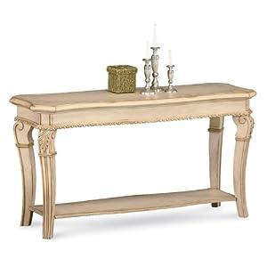 Wynwood Cordoba Sofa Table - Antiguo Blanco