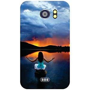 Micromax Canvas 2 A110 - Hope Matte Finish Phone Cover