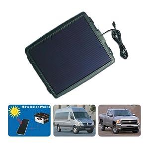 Topray Solar Solar Powered 12V 4.8W Battery Charger from Shenzhen Topray Solar Co., Ltd