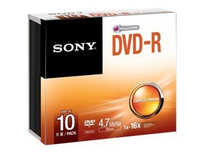 Sony DVD R JC