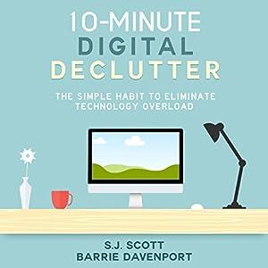 10-Minute Digital Declutter Audiobook