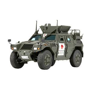 1/35 ミリタリーミニチュアシリーズ No.275 陸上自衛隊 軽装甲機動車 イラク派遣仕様 35275