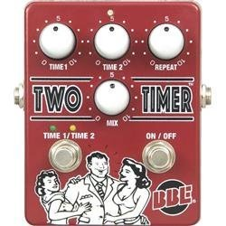 bbe two timer dual mode analog delay pedal at amazon effects bay. Black Bedroom Furniture Sets. Home Design Ideas