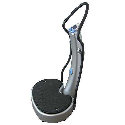 Read About DUAL MOTOR Whole Body Vibration Power Vibe Plate Exercise Machine