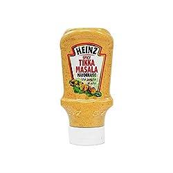 Heinz Mayonnaise, Spicy Tikka Masala, 400g