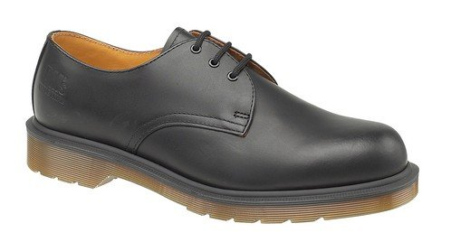 Dr Marten's Airwair Black Industrial Non Safety Shoes UK 9 (DM36A)