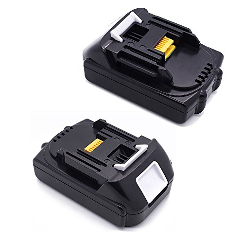 2 X New 18V 1.5Ah Lithium Ion Battery LXT For Makita BL1830 BL1815 Pack 18 Volt (18 Volt Lithium Ion Battery compare prices)