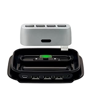 Belkin F5U706 2 in 1 USB 2.0 7-PORT HUB