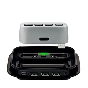 Belkin 2 in 1 USB 2.0 7-PORT HUB