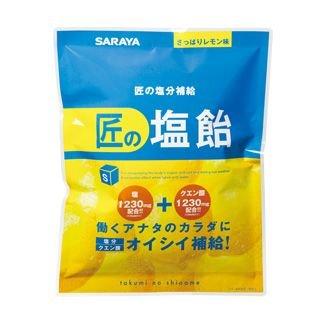 匠の塩飴 レモン味 750g×10袋入