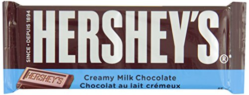 Hershey's Milk Chocolate Bar, 36 Count