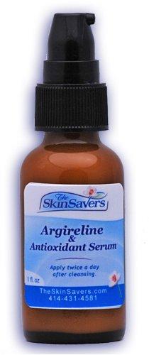 Argireline & Antioxidant Serum - 2 oz.