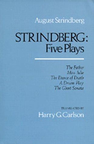 Strindberg: Five Plays, August Strindberg