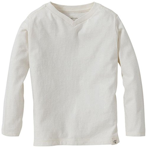 Burt'S Bees Baby Baby Boys' Solid V-Neck Tee (Baby) - Ivory - 24 Months front-919244