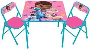 Disney Doc McStuffins Activity Table Set