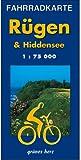 Rügen & Hiddensee 1 : 75 000 Fahrradkarte: Mit Rügen-Rundtour Picture