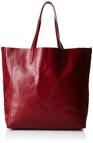 Liu-Jo , Sac femme - Rouge (Piel - rojo), Taille Unique