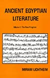 Ancient Egyptian Literature: Volume II: The New Kingdom (Ancient Egyptian Literature)