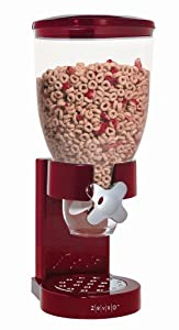 The Original Indispensable® Single 17.5-oz. Dispenser Color: Red