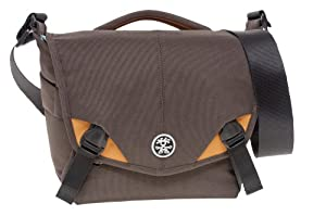 Crumpler 5 Million Dollar Home Photo Bag- Brown/Orange