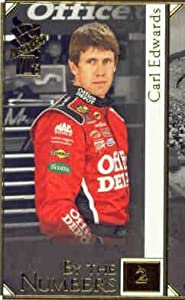 Buy 2006 VIP #56 Carl Edwards By the Numbers by Press Pass