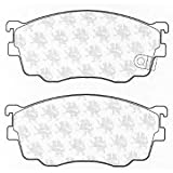 Brake Pad Set disc brake for MAZDA 626 V Station Wagon (GW) 1998/2-2002/0 2.0 Turbo DI Diesel Estate