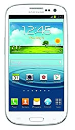 Samsung Galaxy S3 I747 16GB 4G LTE Unlocked GSM Android Smartphone - Marble White (International version, No Warranty)