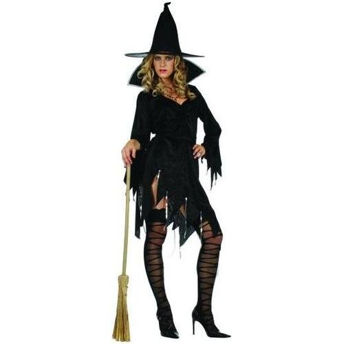 RG Costumes 81511-M Witchy Witch Adult Costume With Hat - Size M