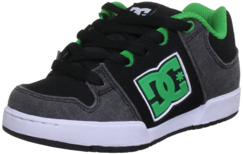 DC Shoes Kids Turbo 2 Youth Fashion Sports Skate Shoe