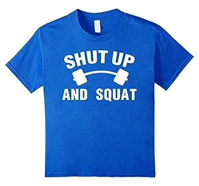 Bodybuilding - Shut Up And Squat - TShirt