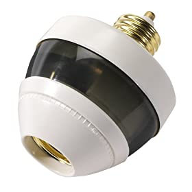 First Alert PIR725 Motion Sensing Light Socket