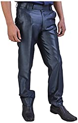 Tayal Mart Men's Formal Trousers (Grey, 32)