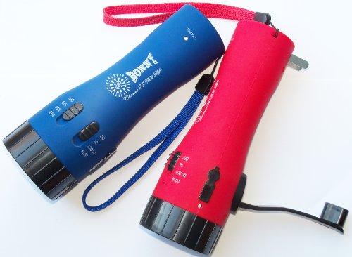 Bonny Dynamo/Rechargeable Led Flashlight