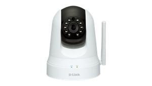 DCS-5020L Caméra mydlink Cloud Wireless N avec répéteur Wi-Fi intégré