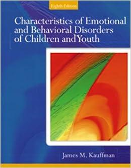 casual factors regarding ebd students The behavioral analysis of child development originates from john b watson's behaviorism watson studied child development, looking specifically at development.
