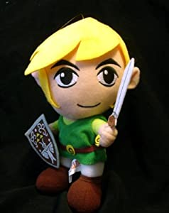 Legend of Zelda: Link 9 Inch Plush