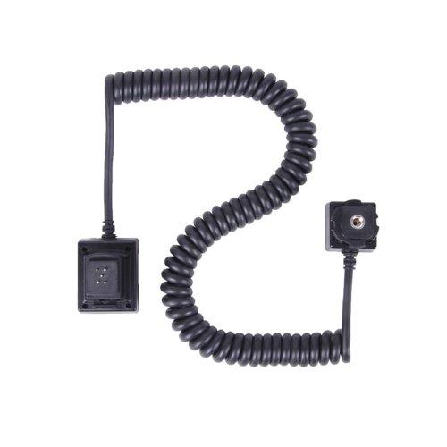Micnova Mq-P1 Ttl Cord For Petanx/Samsung Dslr Cameras With P-Ttl Hot Shoe