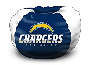 Northwest San Diego Chargers Bean Bag Chair by Northwest