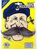 Wing Commander Moustache
