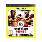 echange, troc Fight Night Round 4 Game PS3 [import anglais]