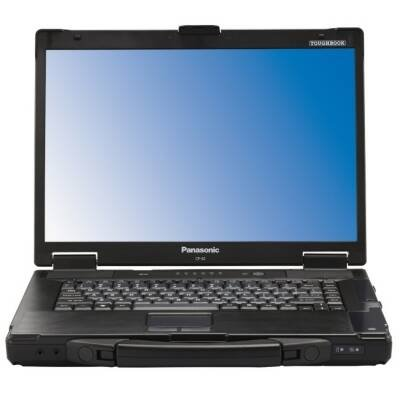 Panasonic Toughbook 52 CF-52SLGBD1M 15.4 LED Notebook Intel Core i5 i5-2540M 2.60 GHz 4GB DDR3 320GB HDD DVD-Litt AMD Radeon HD6750M Bluetooth Windows 7 Maestro