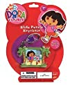 Dora The Explorer Slide Puzzle Keychain
