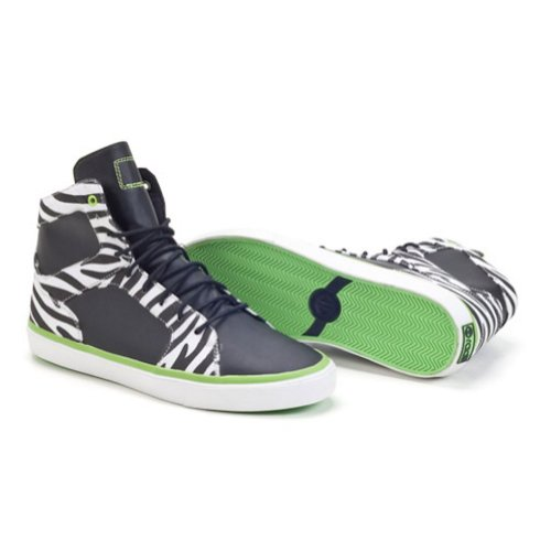 Radii Simple High Top Sneakers