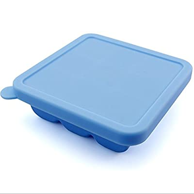 Seaped Homemade Silicone Baby Food Storage,9 Cube by Seaped that we recomend personally.